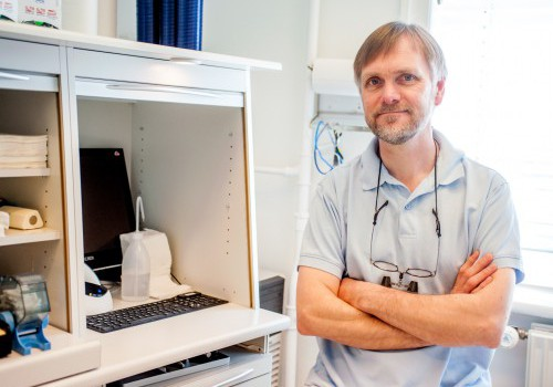 Arne Jepsen, tandlæge